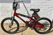 DYNACRAFT BOYS NEXT WIPEOUT BIKE RED (IN STORE PICKUP ONLY)